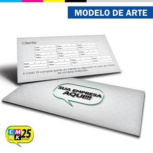 Detalhes do produto Cartão Fidelidade - 04