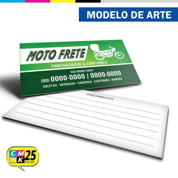 Detalhes do produto Cartão de Visita Motoboy - 02