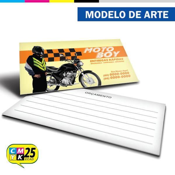 Detalhes do produto Cartão de Visita Motoboy - 04