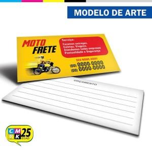 Detalhes do produto Cartão de Visita Motoboy - 05