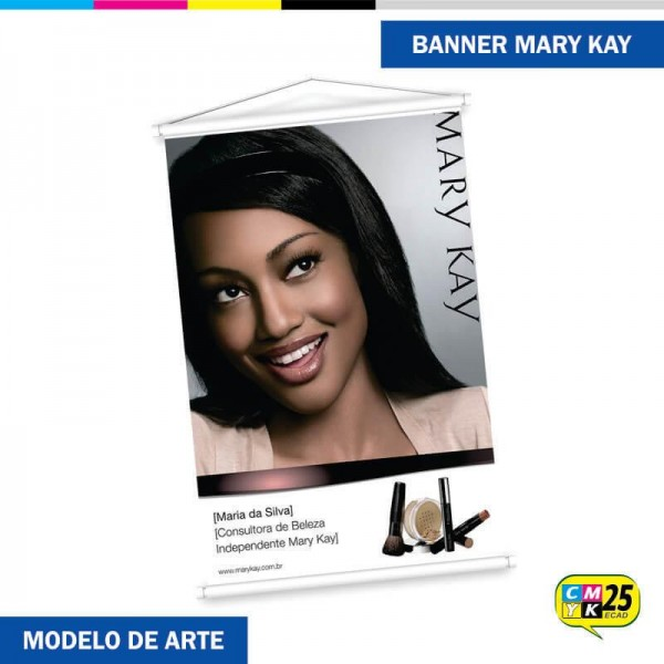 Detalhes do produto Banner Mary Kay - 03