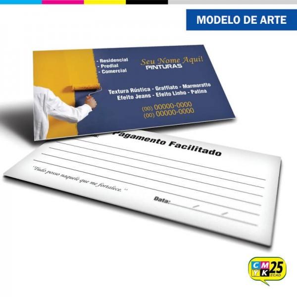 Detalhes do produto Cartão de Visita Pintor - 04