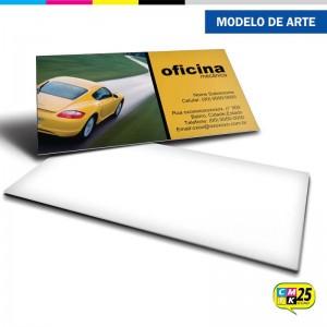 Detalhes do produto Cartão de Visita Oficina Mecânica - 03